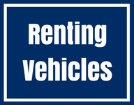 renting vehicles