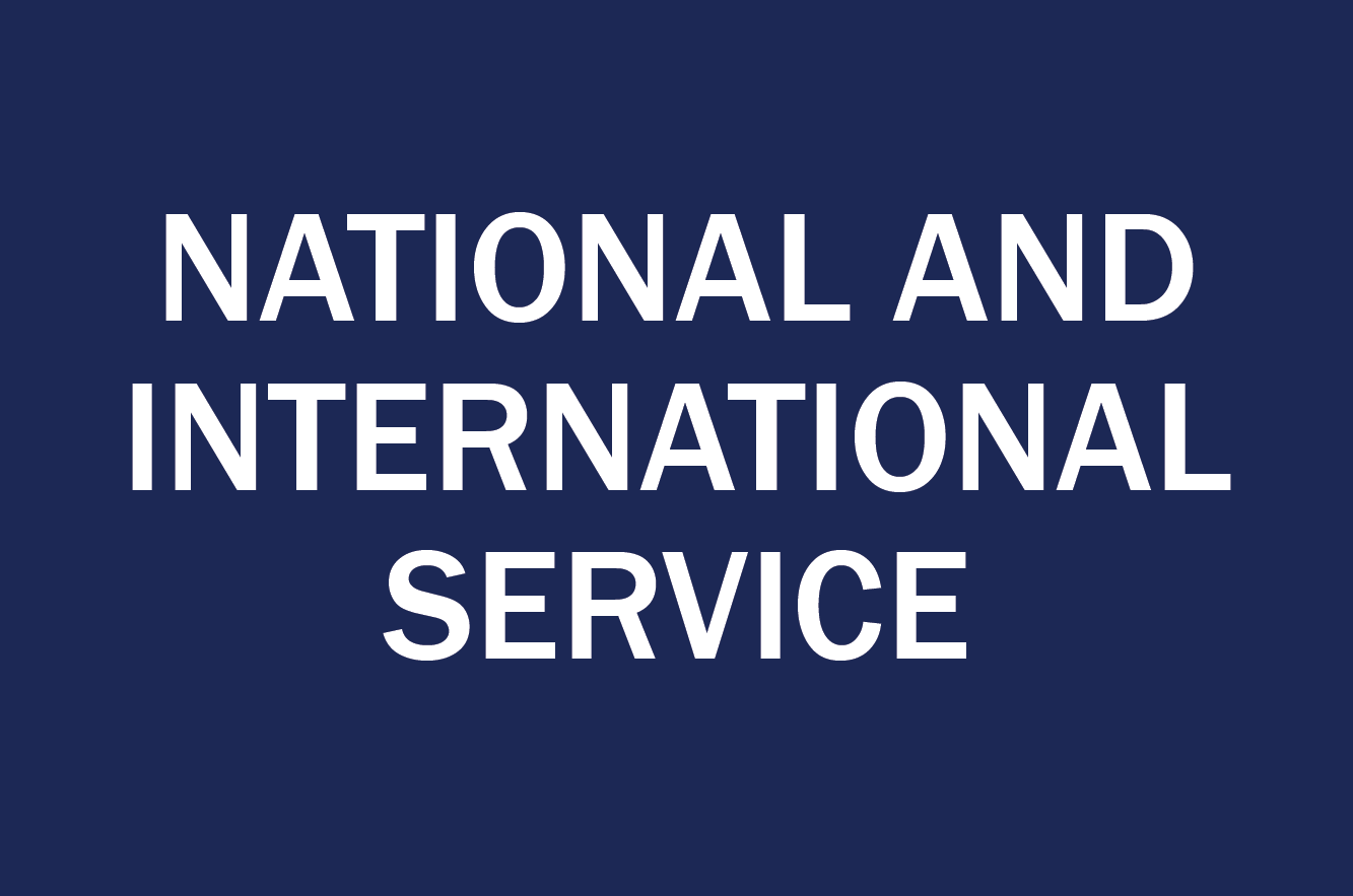 national and international svc
